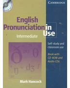 English Pronunciation in Use Intermediate Book with Answers, Audio CDs and CD-ROM