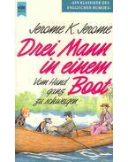 Drei Mann in einem Boot - vom Hund gaz zu schweigen (Eredeti cím: Three Men in a Boat)