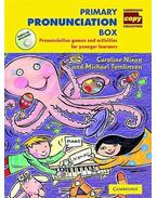 Primary Pronunciation Box - Book and Audio CD