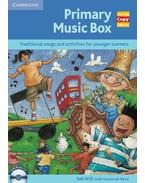 Primary Music Box - Book and Audio CD