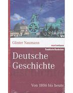 Deutsche Geschichte - Von 1806 bis heute
