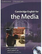 Cambridge English for the Media - Student's Book with CD