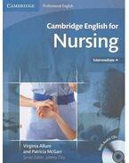 Cambridge English for Nursing - Intermediate+
