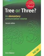 Tree or Three? Student's Book and Audio CD: An Elementary Pronunciation Course