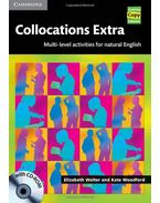 Collocations Extra Book with CD-ROM: Multi-level Activities for Natural English