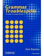 Grammar Troublespots: A Guide for Student Writers