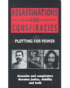 Assassinations and Conspiracies - Plotting for Power