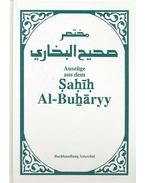 Auszüge aus dem Ṣaḥīḥ Al-Buḫāryy