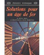 Solutions pour un âge de fer