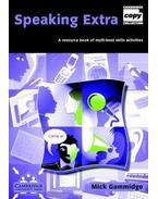 Speaking Extra Book and Audio CD Pack: A Resource Book of Multi-level Skills Activities