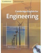 Cambridge English for Engineering - Student's Book with Audio CDs