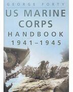 US Marine Corps Handbook 1941-1945