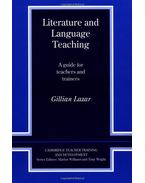 Literature and Language Teaching: A Guide for Teachers and Trainers (Cambridge Teacher Training & Development)