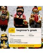 Teach Yourself Beginner's Greek Audio CD
