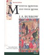 Medieval Writers And Their Work - Middle English Literature 1100-1500