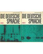 Kleine Enzyklopädie. Die deutsche Sprache Band 1. und 2.