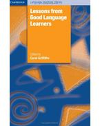 Lessons from Good Language Learners