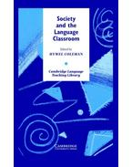 Society and the Language Classroom