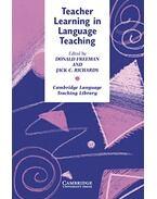 Teacher Learning in Language Teaching