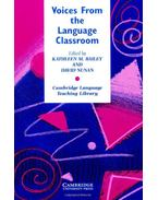 Voices from the Language Classroom: Qualitative Research in Second Language Education