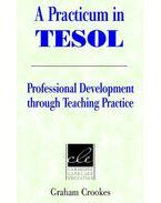 A Practicum in TESOL: Professional Development through Teaching Practice