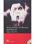 Seven Stories of Mystery and Horror - CD - Level 3 - Elementary