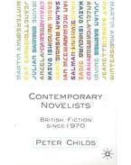 Contemporary Novelists - British Fiction since 1970