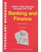 Check Your English Vocabulary for Banking & Finance - 2nd Edition