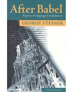 After Babel - Aspects of Language and Translation