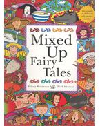 Mixed Up Fairy Tales - Thousands of different silly stories