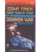 Star Trek: Deep Space Nine - The Dominion War, Book Four