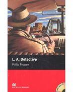 L. A. Detective - CD - Level 1 - Starter