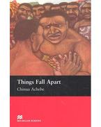 Things Fall Apart - Level 5 - Intermediate