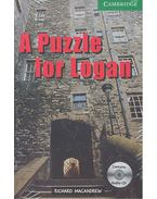 A Puzzle for Logan - CD - Stage 3 - Lower-Intermediate