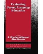 Evaluating Second Language Education