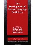 The Development of Second Language Proficiency