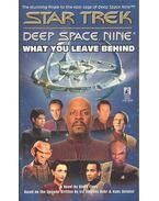 Star Trek - Deep Space Nine - What You Leave Behind
