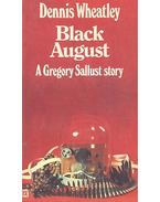 Black August - A Gregory Sallust Story