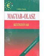 Magyar - Olasz; Olasz - Magyar Kéziszótár