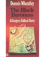 The Black Baroness - A Gregory Sallust Story
