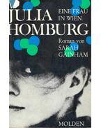 Julia Homburg, Eine Frau im Wien (Eredeti cím: Night Falls on the City)