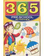 365 Preschool Activity Book