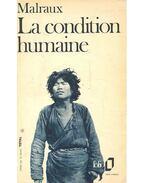 La condition humaine
