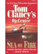 Tom Clancy's Op-Center - Sea of Fire