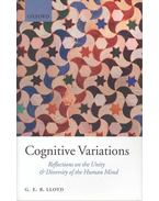 Cognitive Variations - Reflections on the Unity & Diversity of the Human Mind