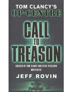 Tom Clancy's Op-Centre Call to Treason