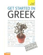 Get Started in Greek - From Beginner To Level 3