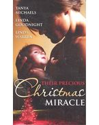 Their Precious Christmas Miracle - A Christmas Wish; A Christmas Hope; A Christmas Gift