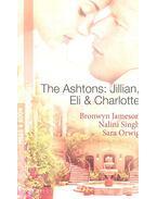 The Ashtons: Jillian, Eli & Charlotte