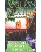 Morse's Greatest Mystery - Service of all Dead/ Omnibus